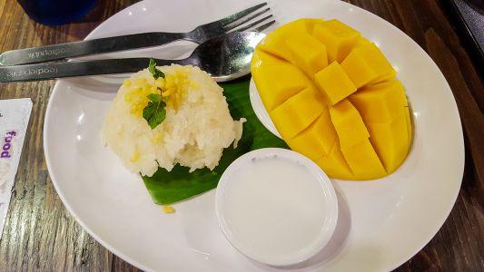 Mango sticky rice ❤
