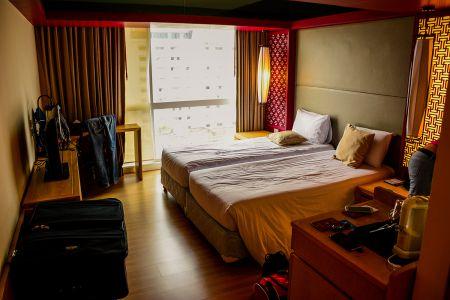 Zimmer ist durchaus annehmbar