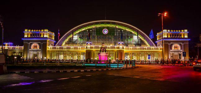 Trainstation Illumination