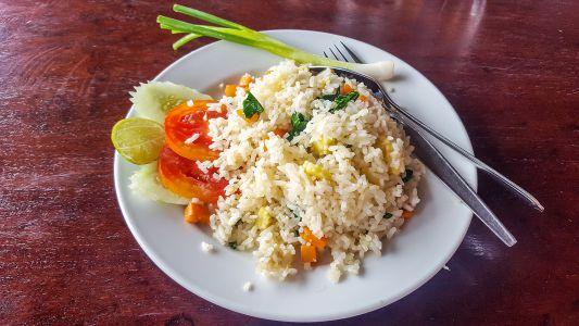 Das Essen am Kwai