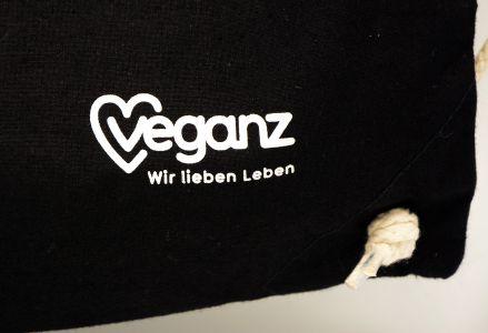 Jutebeutel Logo Klein
